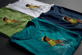 T-shirts Gaume Jazz Festival 2016