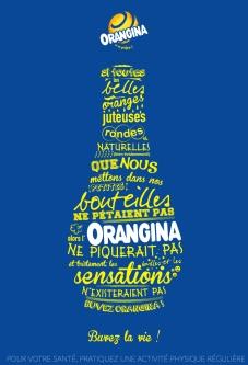 Orangina, buvez la vie !