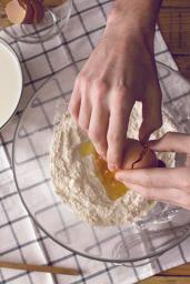 La recette de la pâte à crêpes