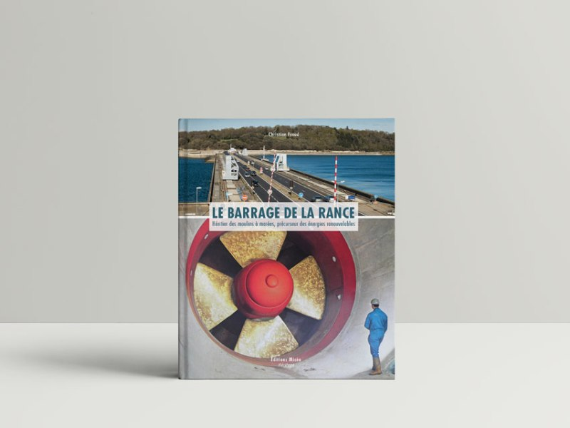Couverture Barrage de la Rance