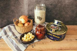 La recette du pâté Hénaff poêlé, simple et efficace