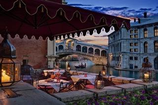 Hôtels avec vue, Venise