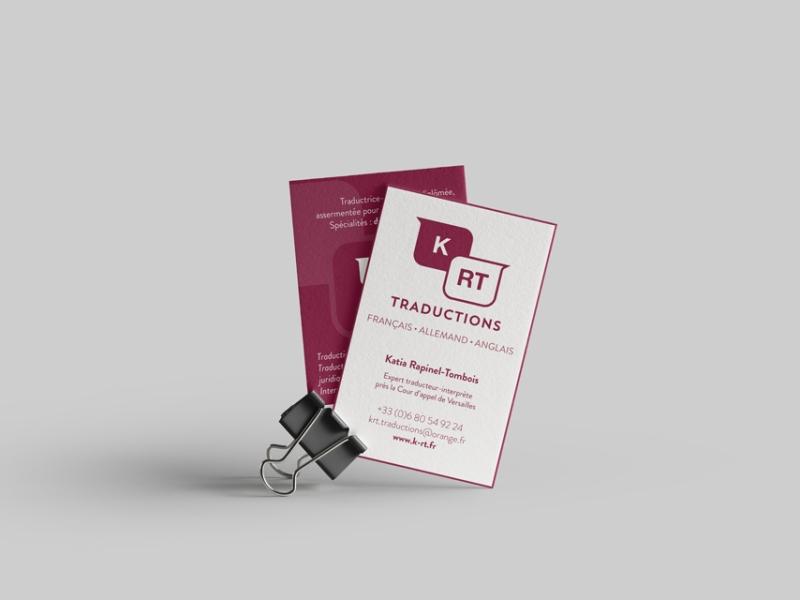 KRT - Cartes de visite