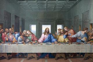 La Cène de Léonard de Vinci