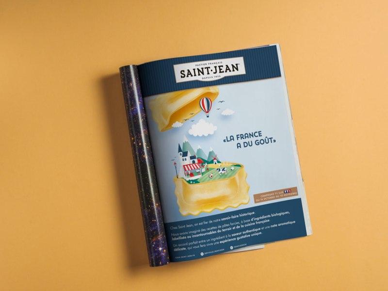 Parution presse pour Saint Jean
